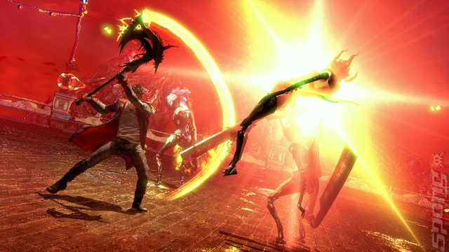 DmC: Devil May Cry Editorial image