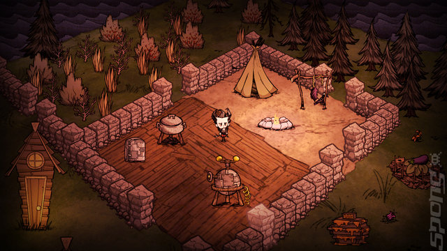 Don't Starve Mega Pack - PS4 Screen