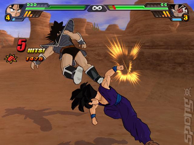 Screens: Dragon Ball Z: Budokai Tenkaichi 3 - PS2 (9 of 43)
