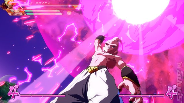 DRAGON BALL FighterZ - Switch Screen