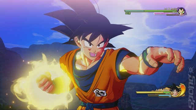 Dragon Ball Z: Kakarot - PC Screen