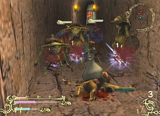 Drakengard 2 Review Drakengard 2 Ps2