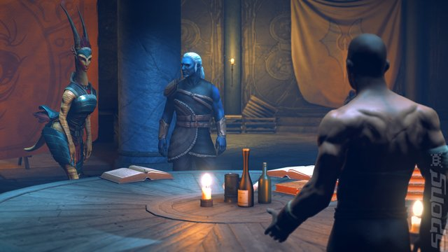 Dreamfall Chapters Editorial image
