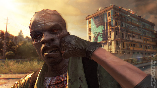 Dying Light - PS3 Screen