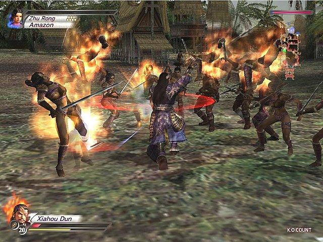 Screens Zimmer 6 angezeig: dynasty warriors 4 hyper download