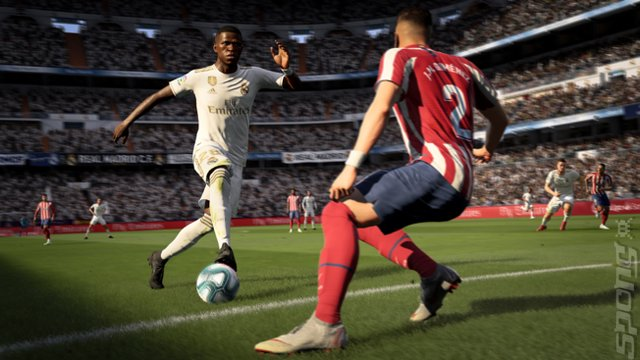 EA Sports: FIFA 20 - Xbox One Screen