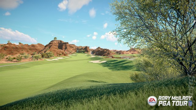 Rory McIlroy: PGA Tour - PS4 Screen