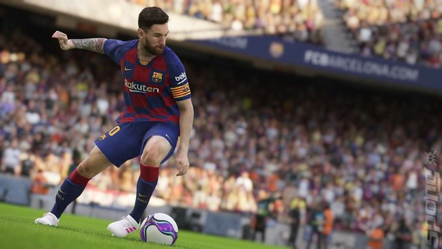 eFootball: PES 2020 - PS4 Screen