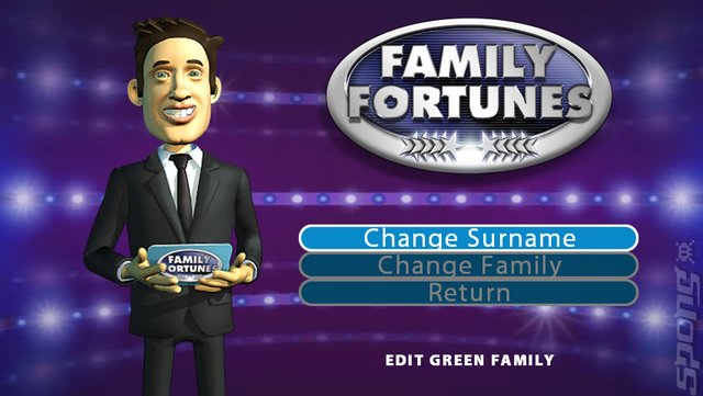 Screens: Family Fortunes - Wii (3 of 15)