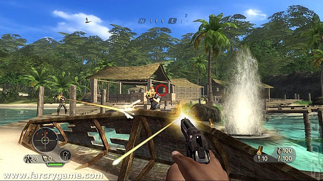 Far Cry Instincts: Predator - Xbox 360 Screen
