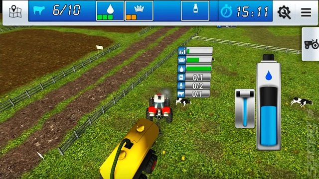 Farm Expert 2019 - Switch Screen