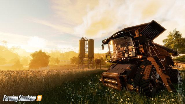 Farming Simulator 19 - PS4 Screen
