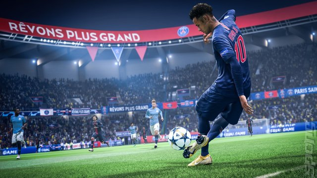FIFA 19 - PS4 Screen