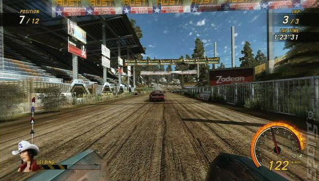 FlatOut Ultimate Carnage - Xbox 360 Screen