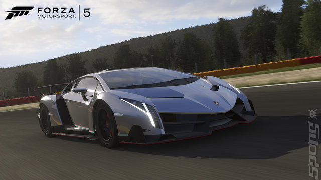 Forza Motorsport 5 - Xbox One Screen