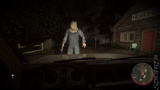 Friday The 13th: The Game - PS4 Screen