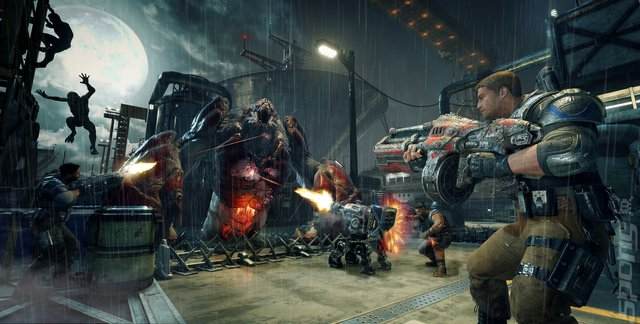 Gears of War 4 - Xbox One Screen