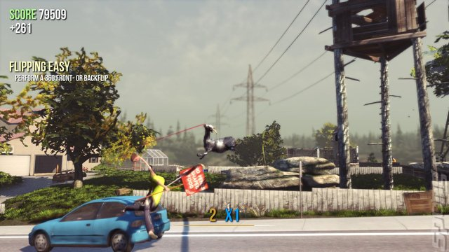 Goat Simulator - PC Screen
