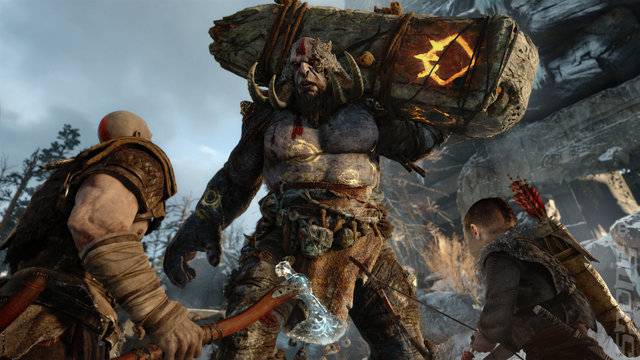 God of War Editorial image