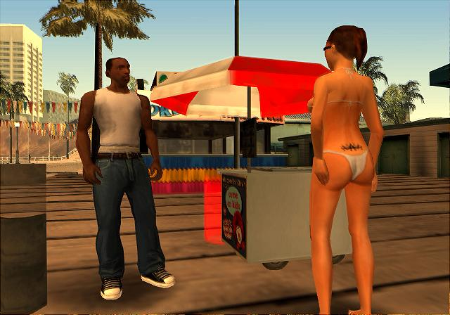 Sex in gta san andreas cheat code