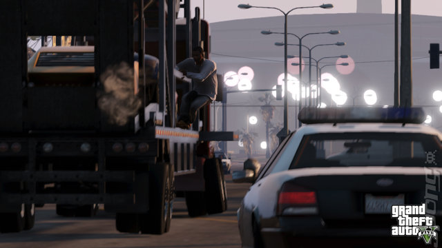 "Take 2: GTA V is ""Making Substantial Progress"""