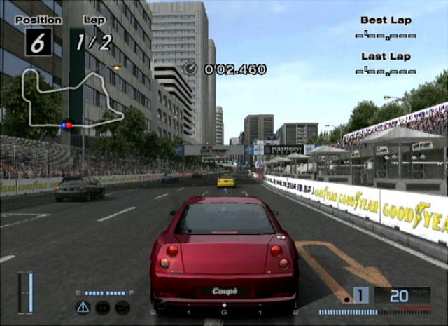 screens gran turismo 4 ps2 5 of 242. Black Bedroom Furniture Sets. Home Design Ideas