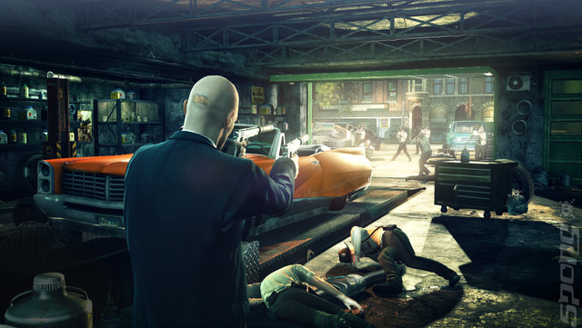 Hitman: Absolution Editorial image