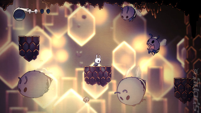 Hollow Knight - Switch Screen