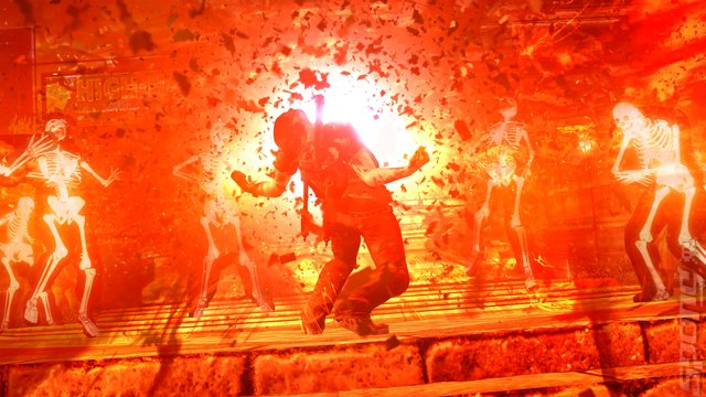 inFamous 2 Editorial image