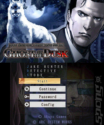 Jake Hunter Detective Story: Ghost of the Dusk - 3DS/2DS Screen
