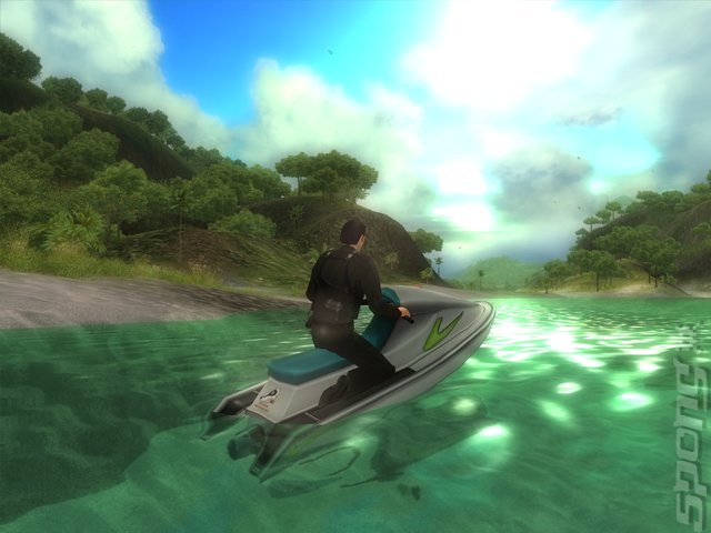 Just Cause - PS2 Screen
