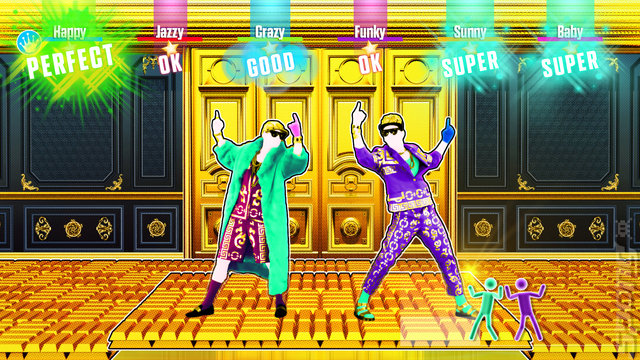 Just Dance 2018 - Wii Screen