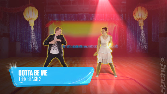 Just Dance: Disney Party 2 - Xbox One Screen