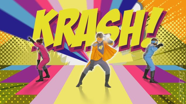 Just Dance Kids 2014 - Xbox 360 Screen