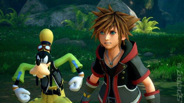 Kingdom Hearts III - Xbox One Screen