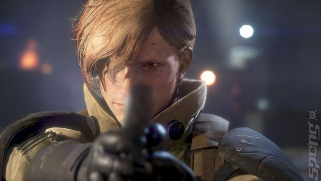 Left Alive - PC Screen