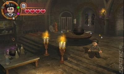 LEGO Harry Potter: Years 5-7 - 3DS/2DS Screen