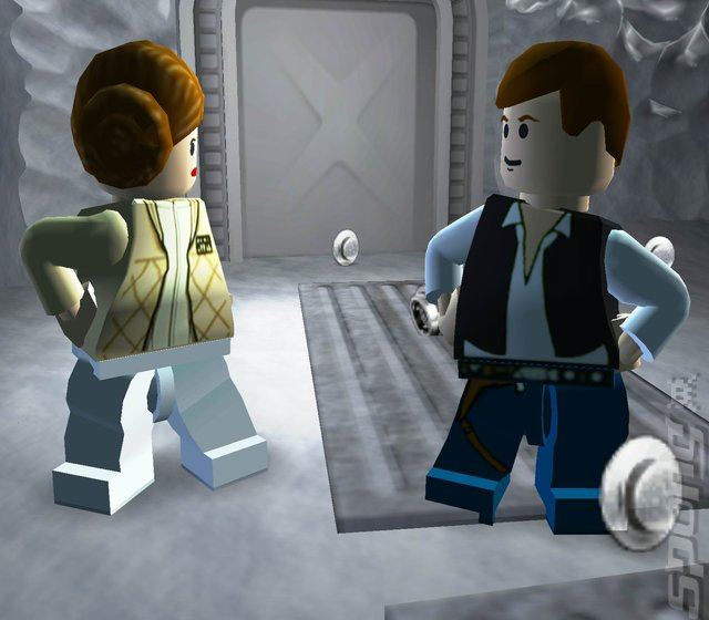 LEGO Star Wars II: The Original Trilogy - PC Screen