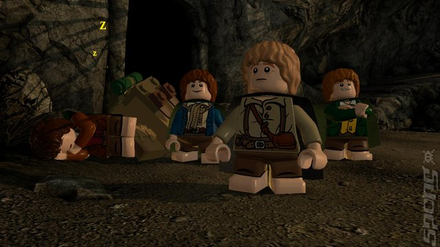 PC-LEGO The Lord of the Rings