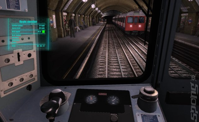 London Underground Simulator: World of Subways 3 - PC Screen