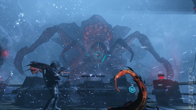 Lost Planet 3 - PS3 Screen