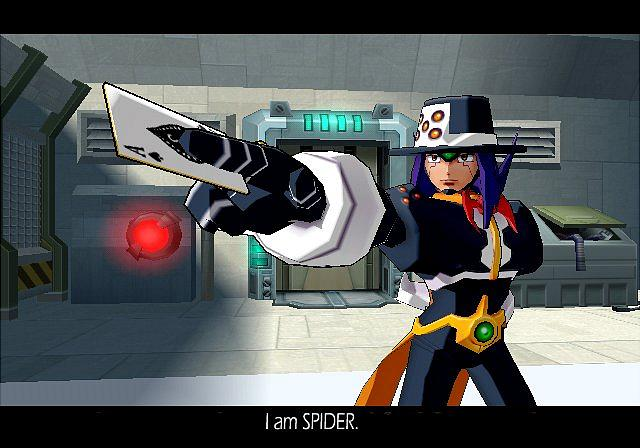 Mega Man X Command Mission - PS2 Screen