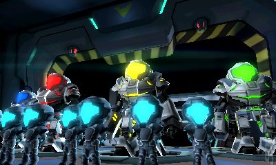Metroid Prime: Federation Force Editorial image