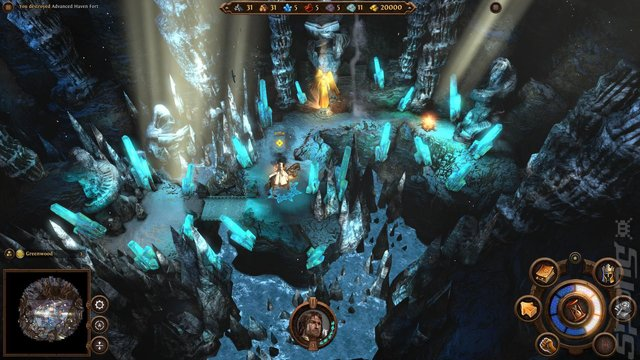 Might & Magic: Heroes VII - PC Screen