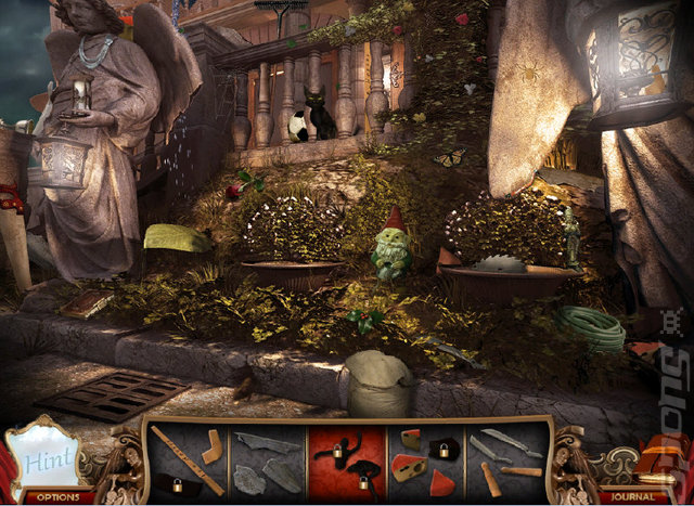 The Mirror Mysteries: Forgotten Kingdoms - PC Screen