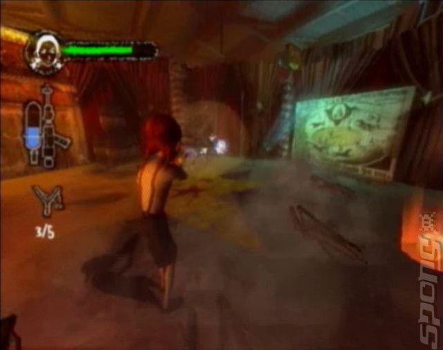 Monster House - GameCube Screen