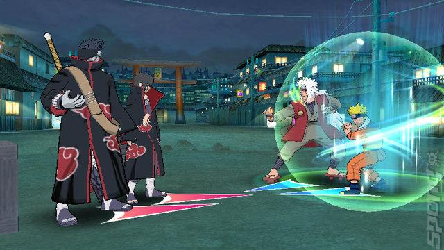 Naruto clash of ninja revolution 3 pc скачать торрент - 9e281
