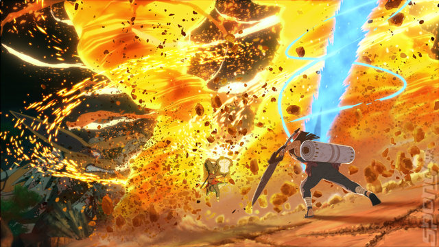 Naruto Shippuden: Ultimate Ninja Storm 4 - Xbox One Screen