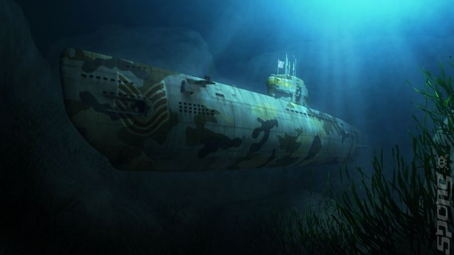 Naval Assault: The Killing Tide - Xbox 360 Screen