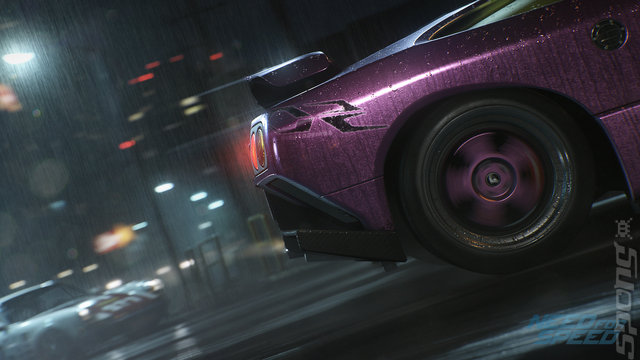 Need for Speed - Xbox One Screen